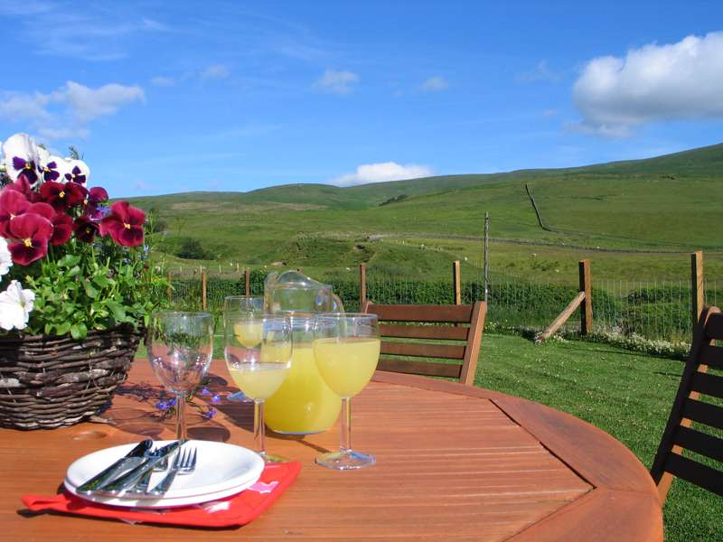 Ettrick Valley Yurts Newburgh Farm Steading, Ettrick Valley, Scottish Borders TD7 5HS