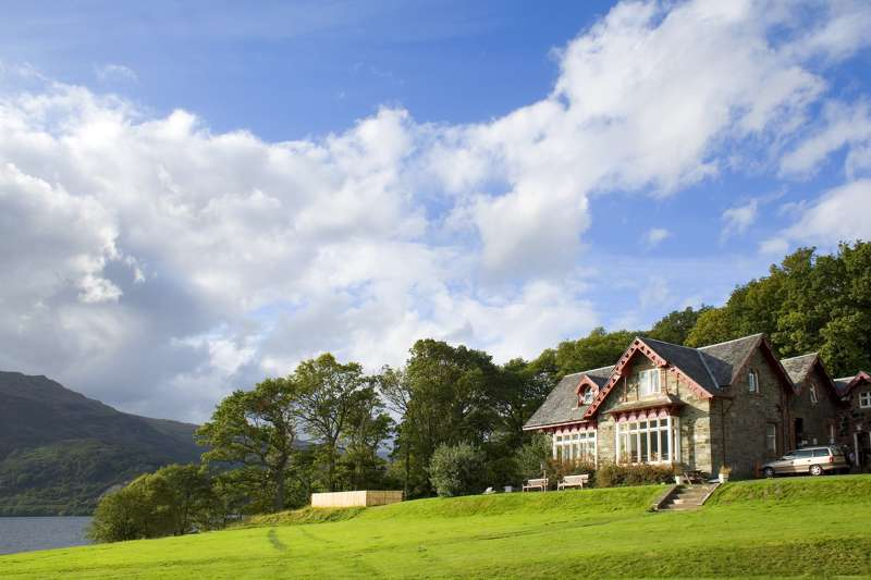Rowardennan Lodge Youth Hostel Rowardennan By Drymen G63 OAR