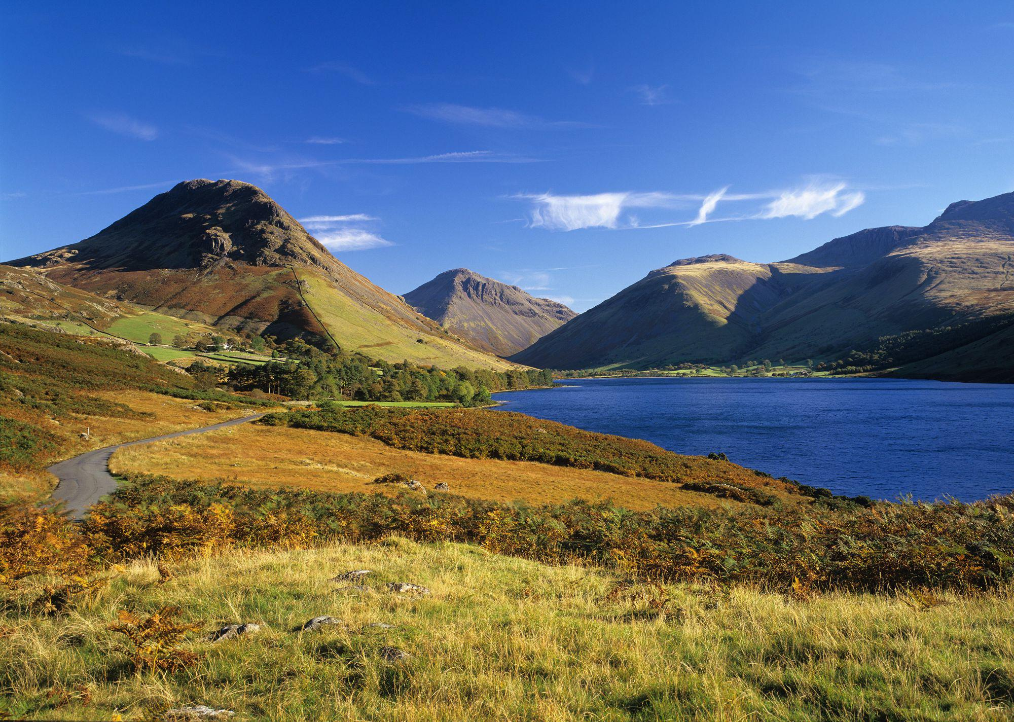 The Lake District National Park
