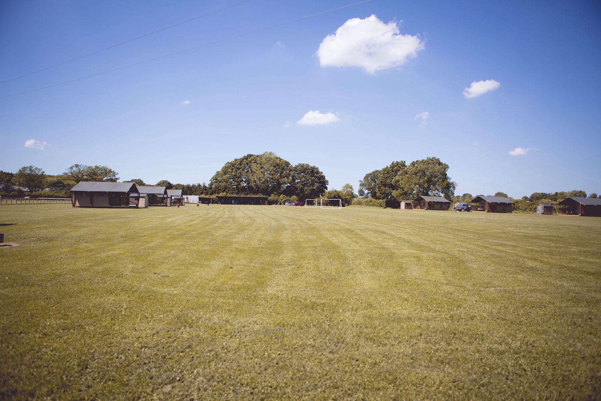 Campsites in Worcestershire