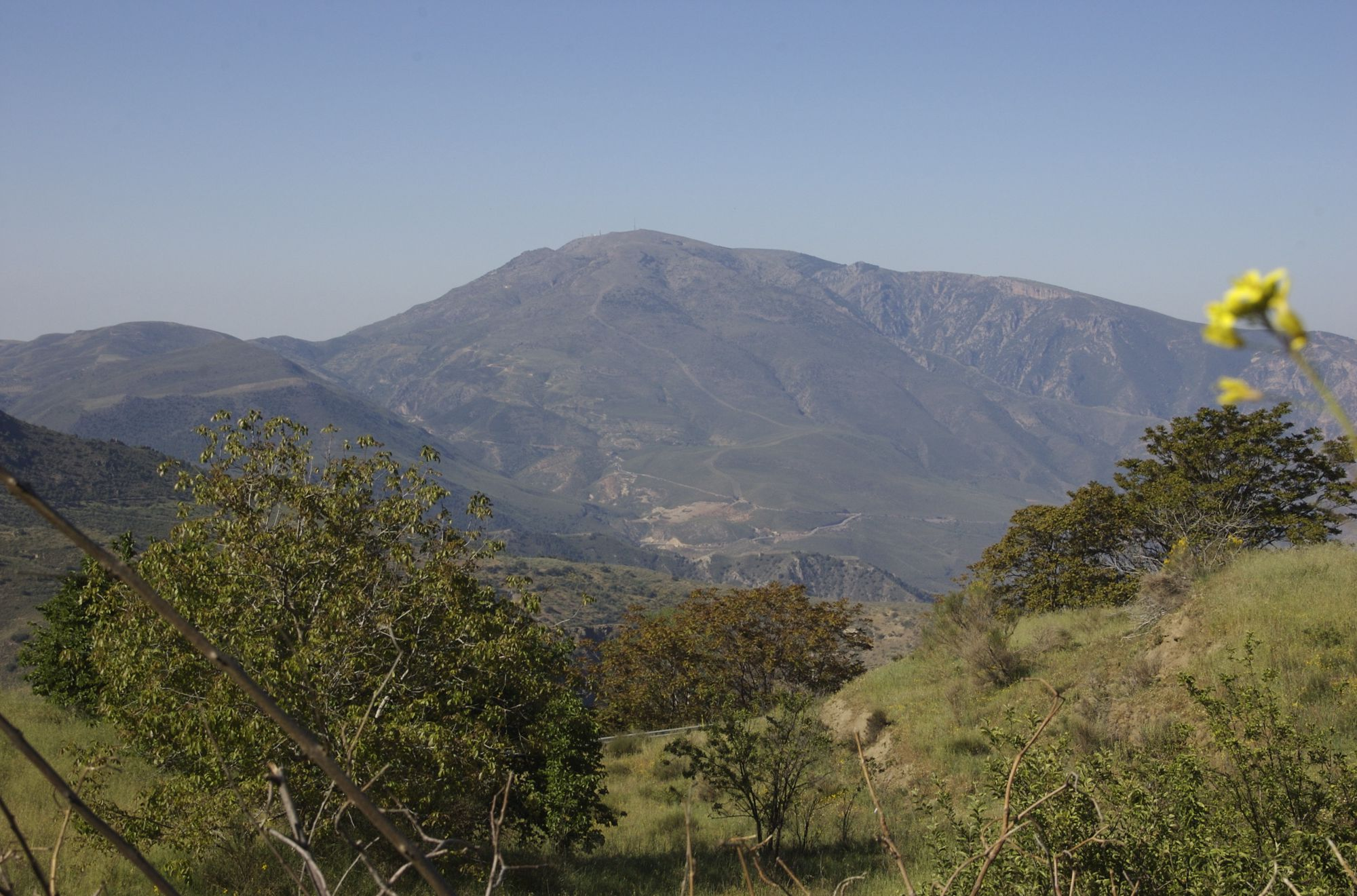 The views and the tranquillity from this peaceful Granada site are well worth the epic journey to get there.
