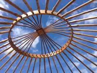 Great Links Yurt