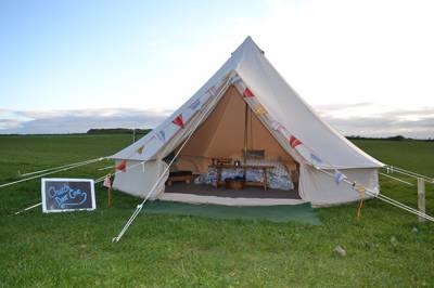 Church Door Cove - Couples Tent
