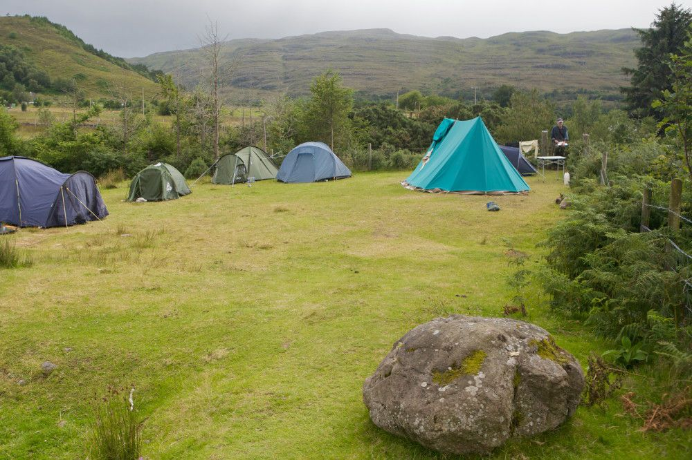 Campsites in Wester Ross –The highest-rated camping locations – Cool Camping