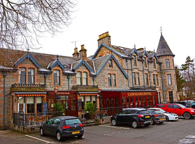 Cairngorm Hotel Grampian Road Aviemore Inverness-shire PH22 1PE