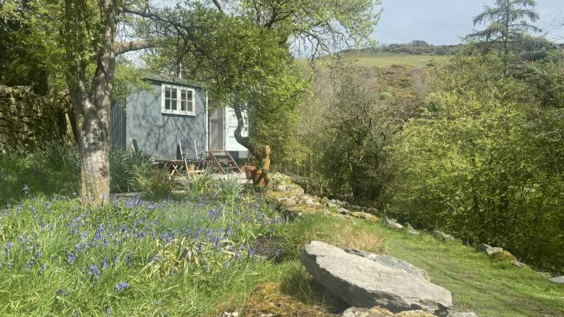 The Damson Shepherd's Hut Gilpin Mill, Crook, Near Kendal, Cumbria LA8 8LN