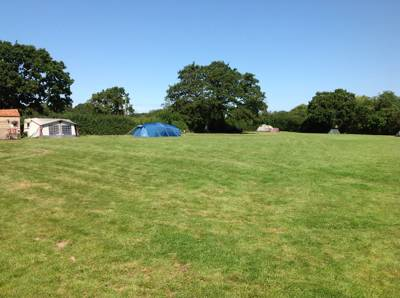 Cuckoo's Rest Caravan and Camping Park Peel Cottage, Sayerlands Lane, Polegate, East Sussex BN26 6QX