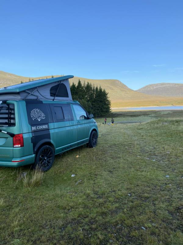 BeCoorie Campers Scotland Be Coorie Commercial Lane Comrie PH6 2DP