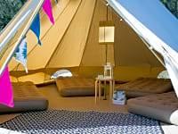 Bell Tent - Plot 1