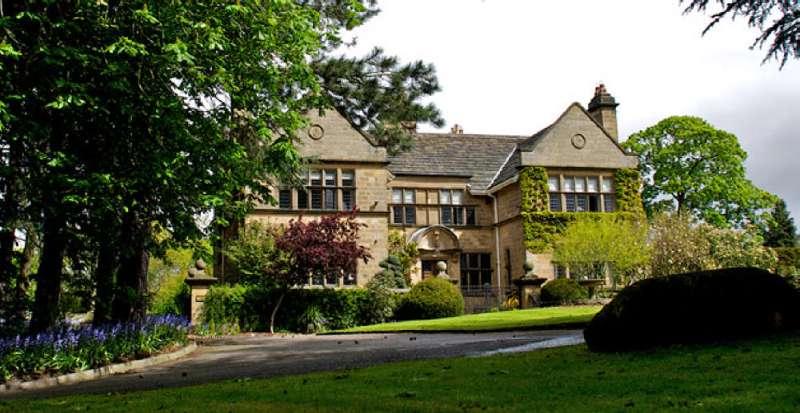 Fischer's Baslow Hall Calver Road Baslow Derbyshire DE45 1RR