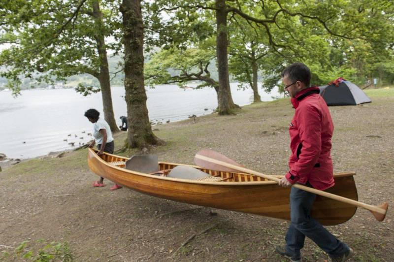 15 campsites in the UK perfect for canoeing and kayaking