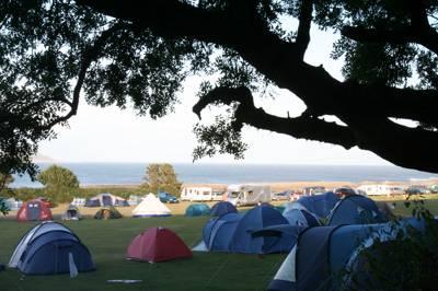 Skysea Campsite Skysea Caravan & Camping Site, Port Eynon, Swansea SA3 1NN