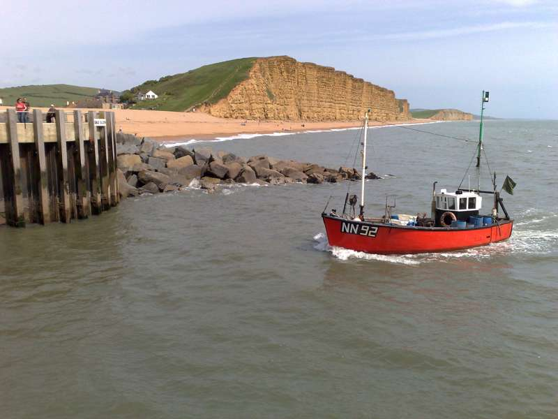 My Cool Place – West Bay, Dorset