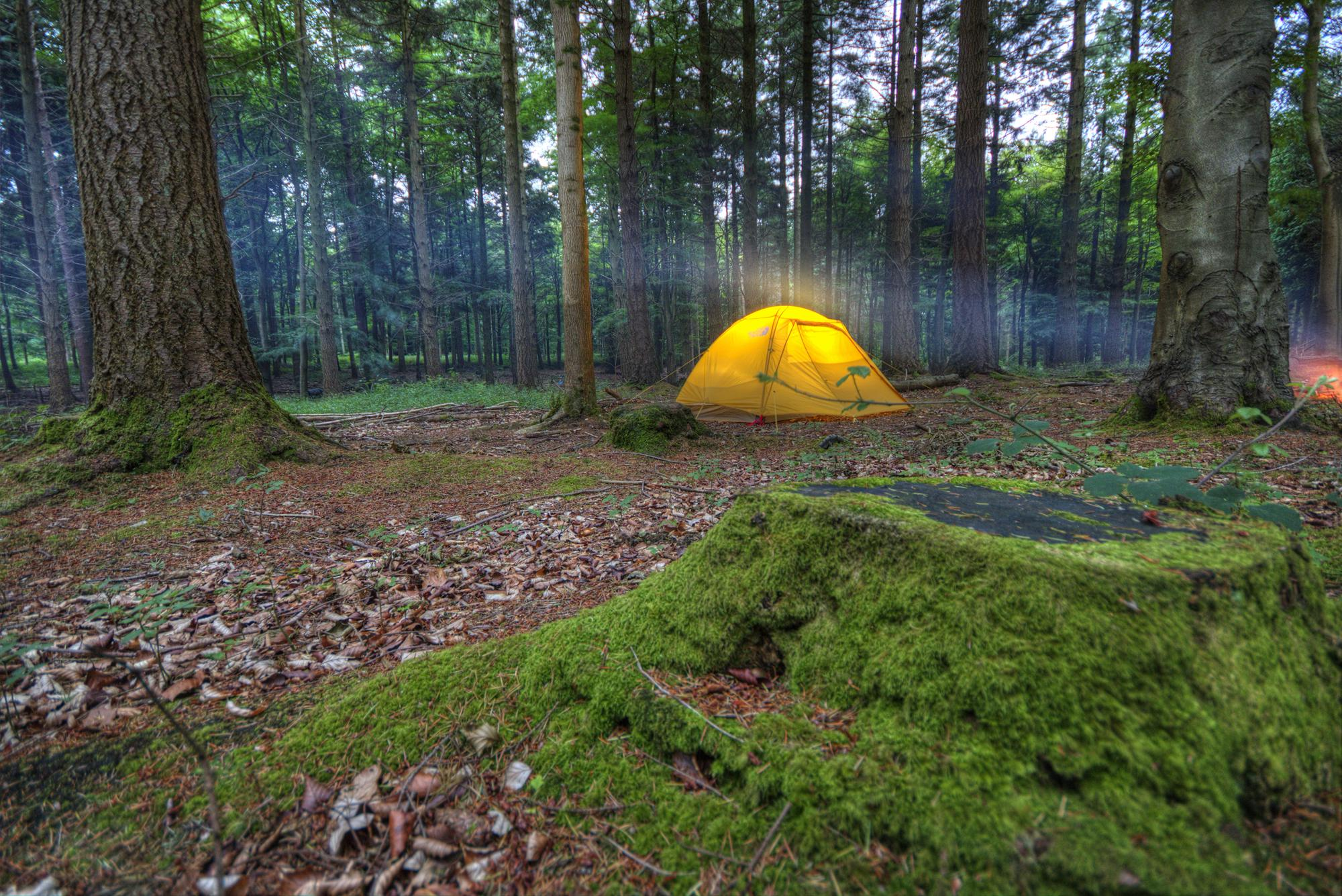 How to go wild camping – and get away with it