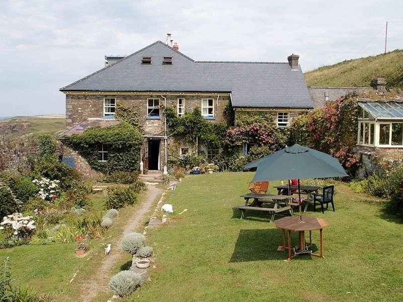 Druidstone Hotel Druidstone Broad Haven Pembrokeshire SA62 3NE