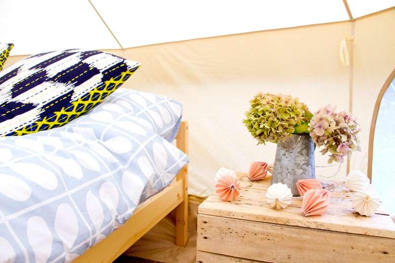 Luxury Bell Tent 5m