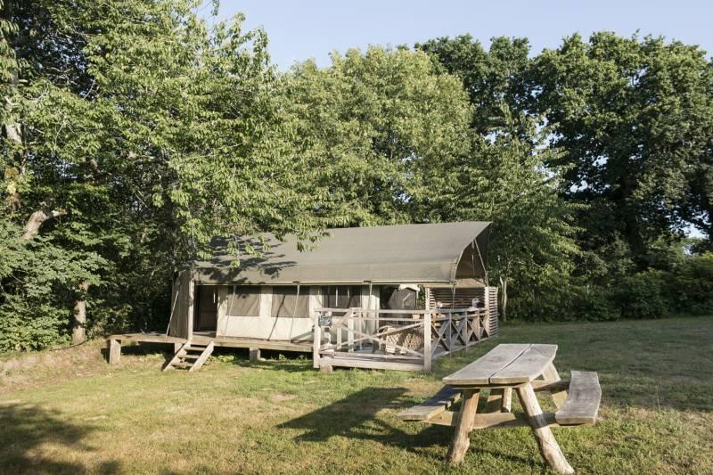 Archipel ensuite Lodge