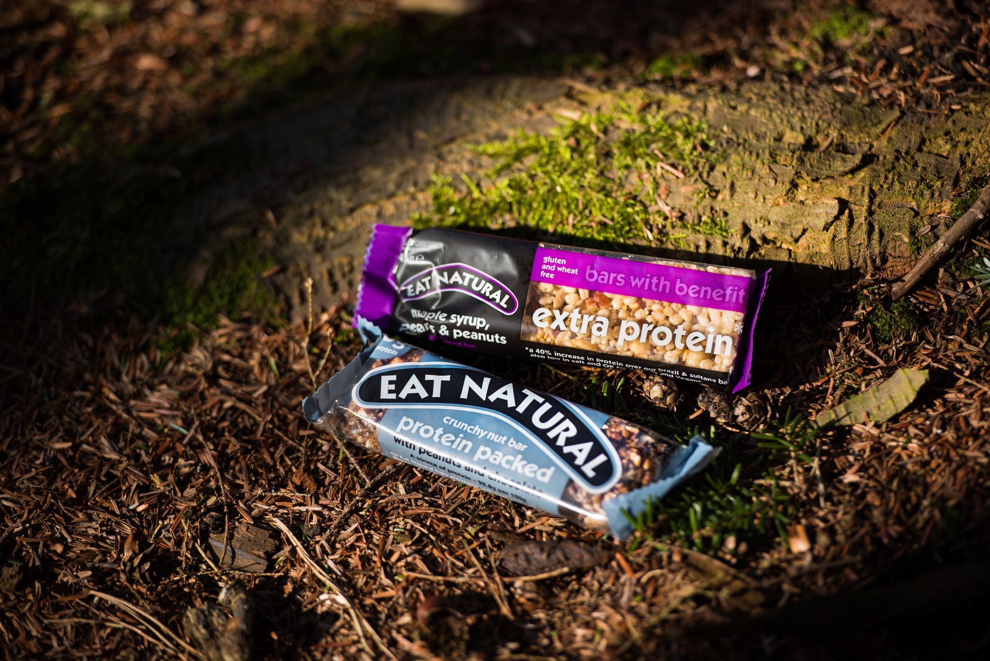 Free Eat Natural hamper<br> with every booking