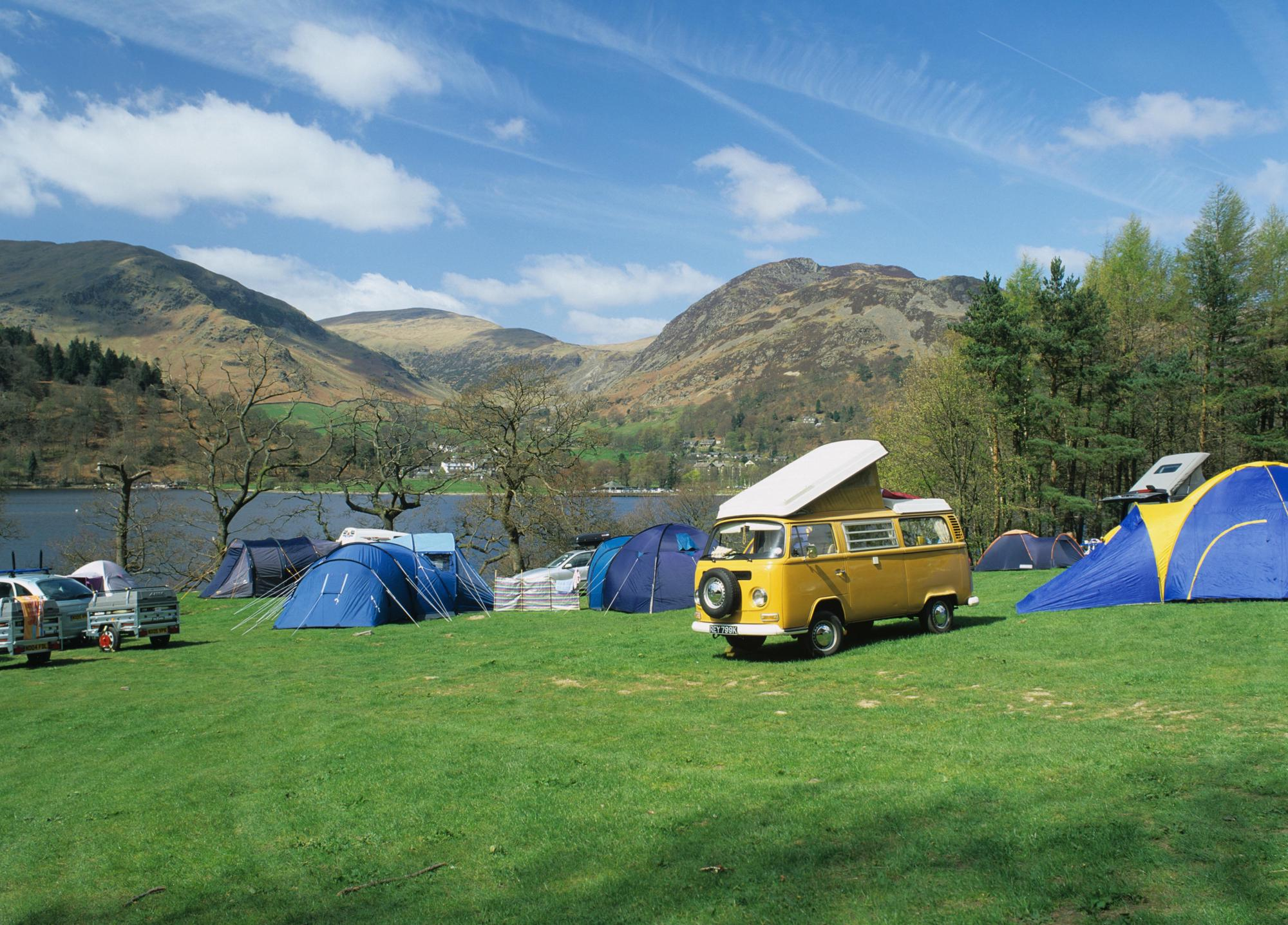 Ullswater Camping – Campsites near Ullswater, Lake District