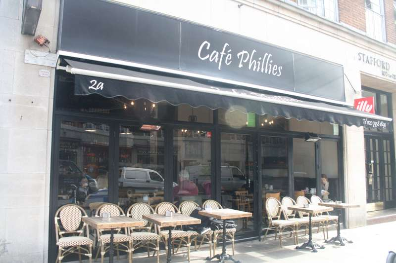 Cafe Phillies