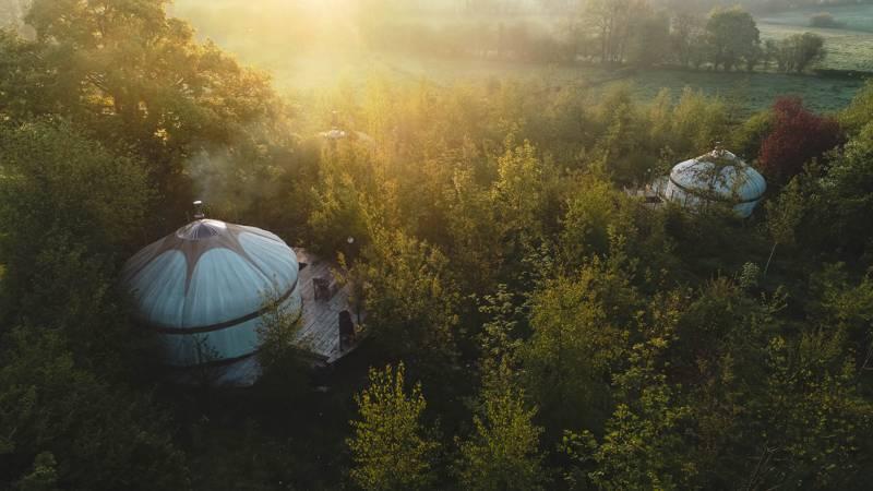 The Secret Yurts
