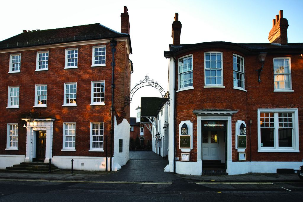 Hotels in Marlow holidays at Cool Places