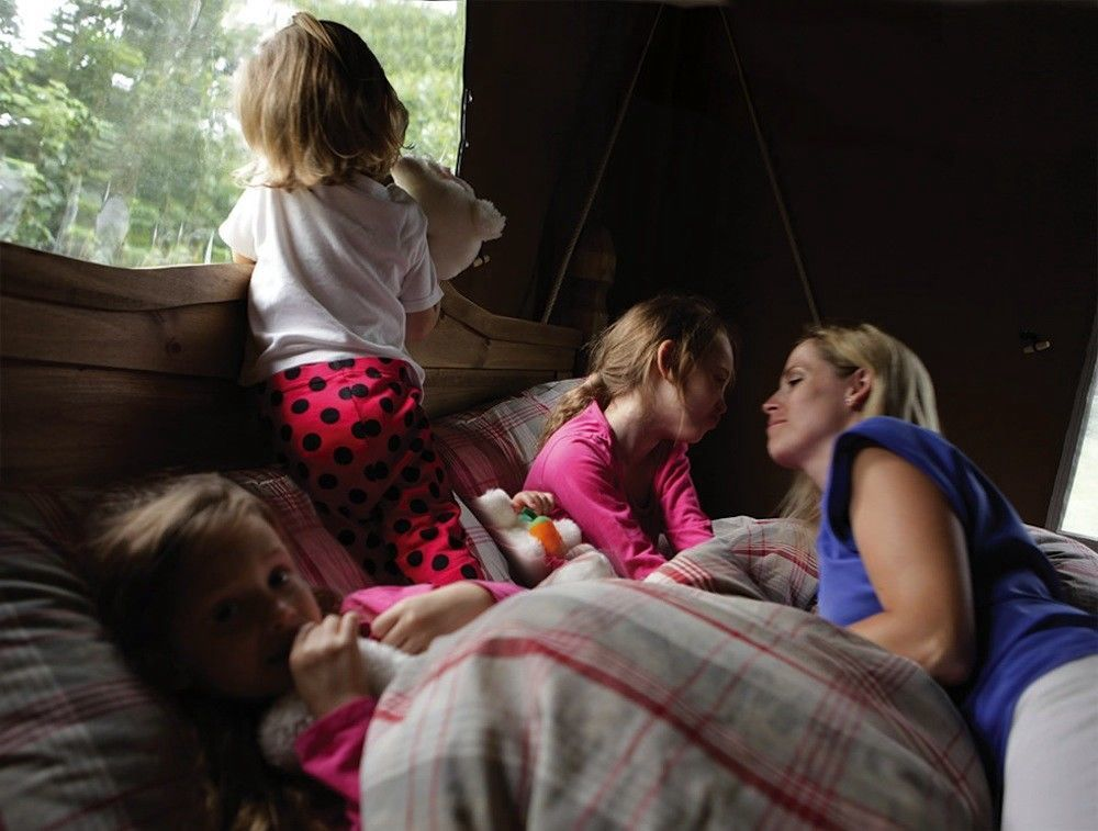 Glamping in East Anglia