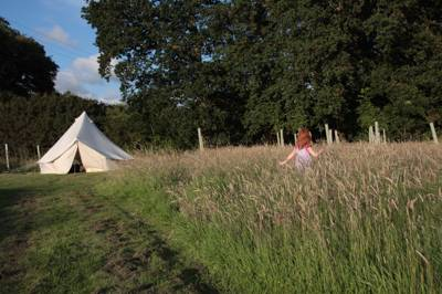 The Secret Campsite Brickyard Farm, Town Littleworth, Cooksbridge, Lewes, East Sussex, BN8 4TD