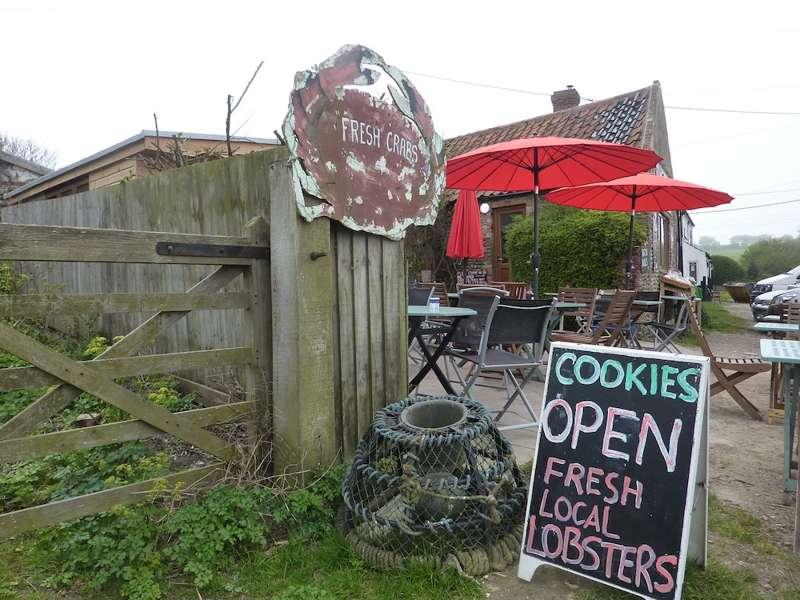 Cookie's Crab Shop