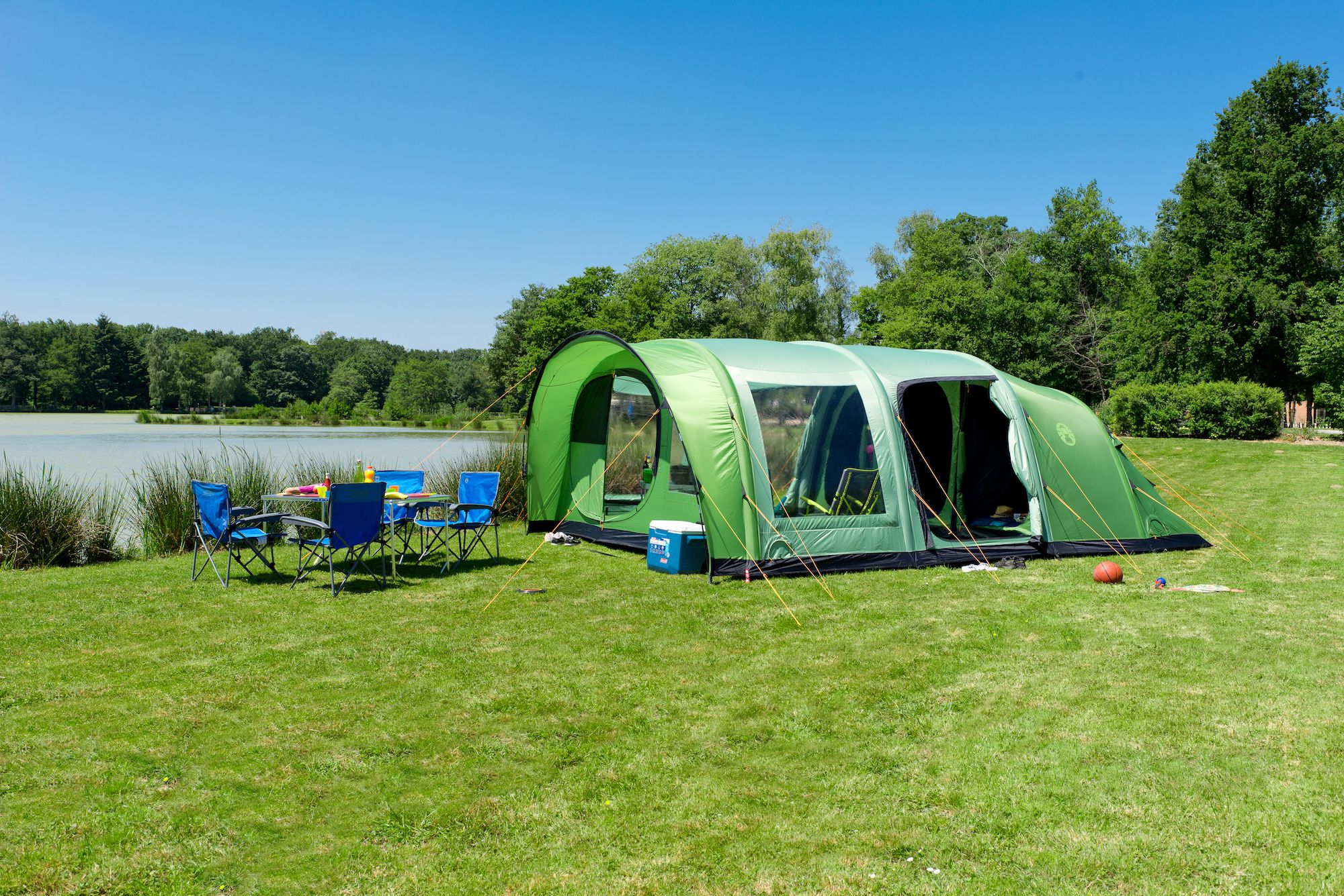 Win a camping gear package worth £1,000!