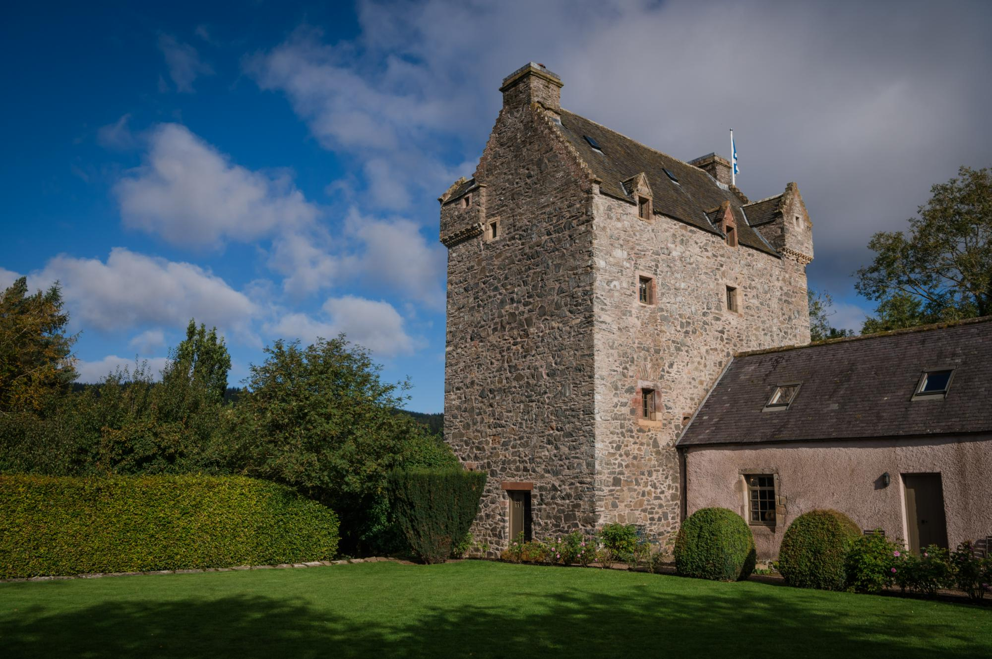 Self-Catering in Scottish Borders holidays at Cool Places
