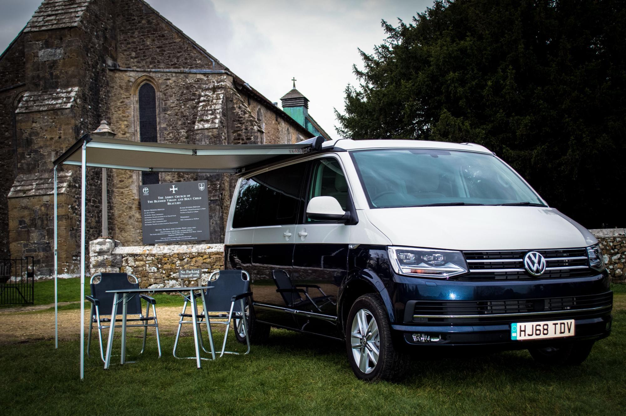 Campervan Hire in Southampton   Motorhome Rental in Southampton