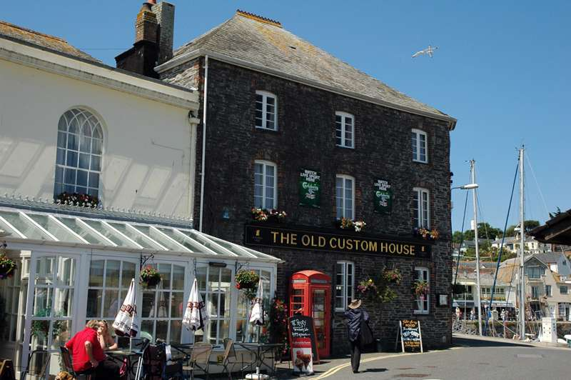 Old Custom House Old Custom House South Quay Padstow PL28 8BL