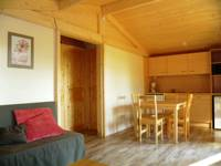 Wooden Chalet - Charlay
