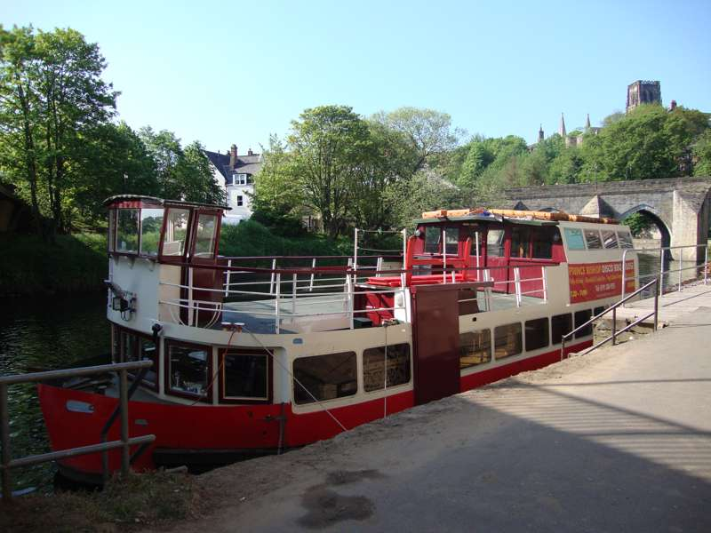 Prince Bishop River Cruiser