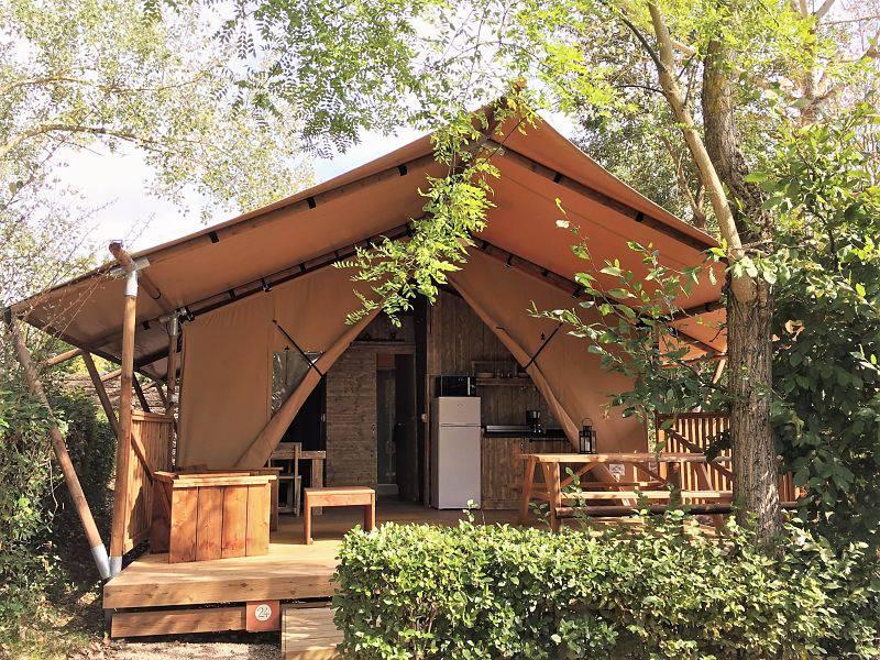 Lodge Safari Woody