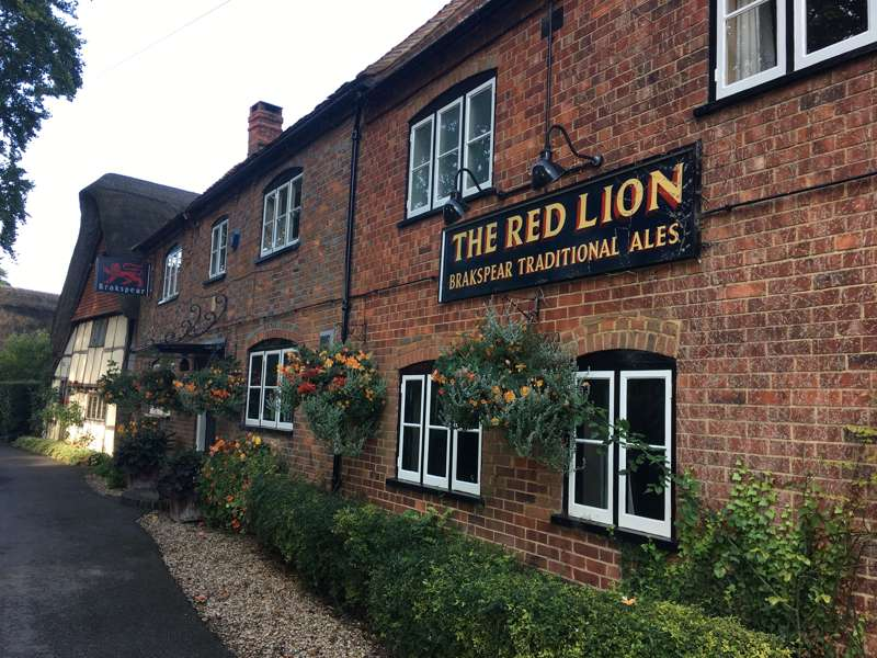 The Red Lion Pub & Kitchen