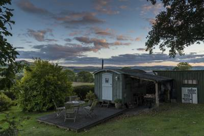 Glamping in the Scottish Borders – The highest-rated glamping locations