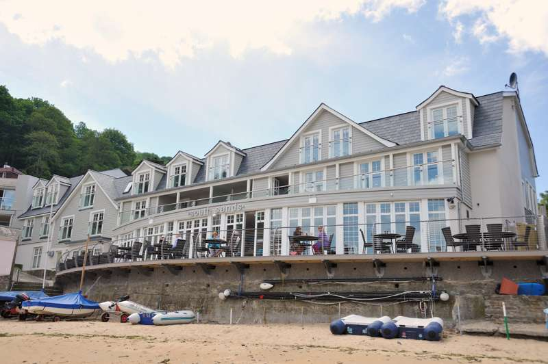 South Sands Hotel Bolt Head Salcombe Devon TQ8 8LL