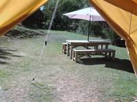 African Safari Tent 2