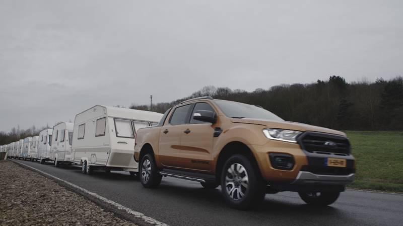 Is this the longest caravan convoy ever?