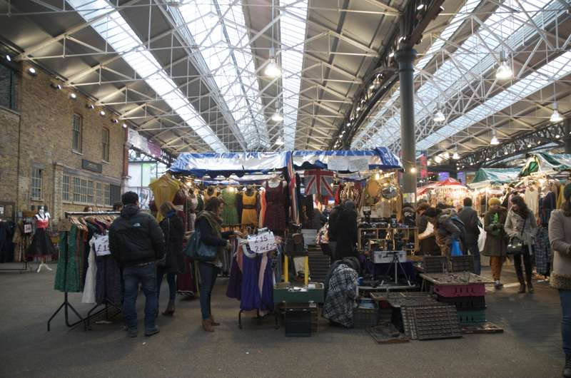 The Cool Places guide to Spitalfields, one of London's most eclectic and interesting neighbourhoods