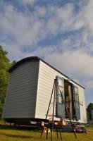 'Lola' Shepherds hut