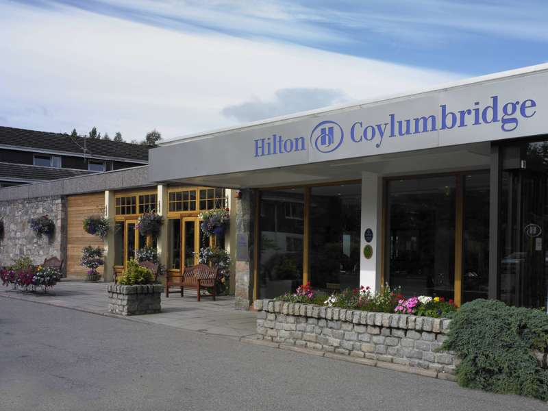 Hilton Coylumbridge Aviemore Inverness-shire PH22 1QN