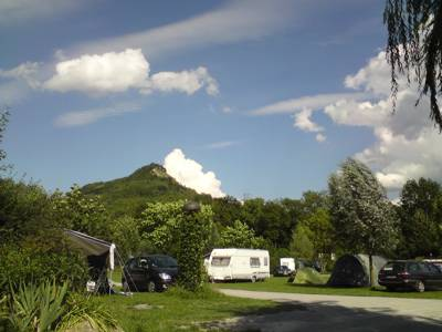 Country camping on the doorstep of an intriguing German city.