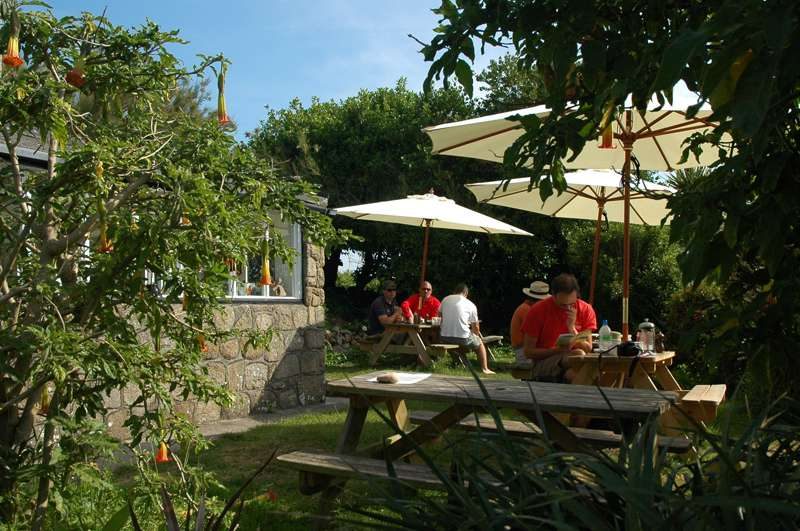 Covean Cottage Tea Garden