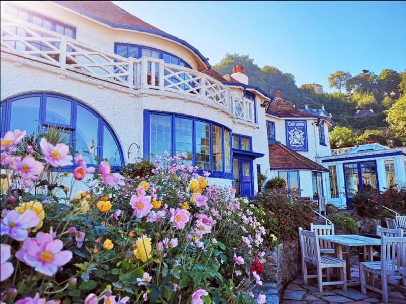 Cary Arms & Spa Babbacombe Beach, Devon TQ1 3LX
