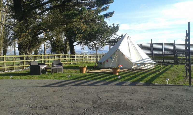 Anglesey Yurt Glamping