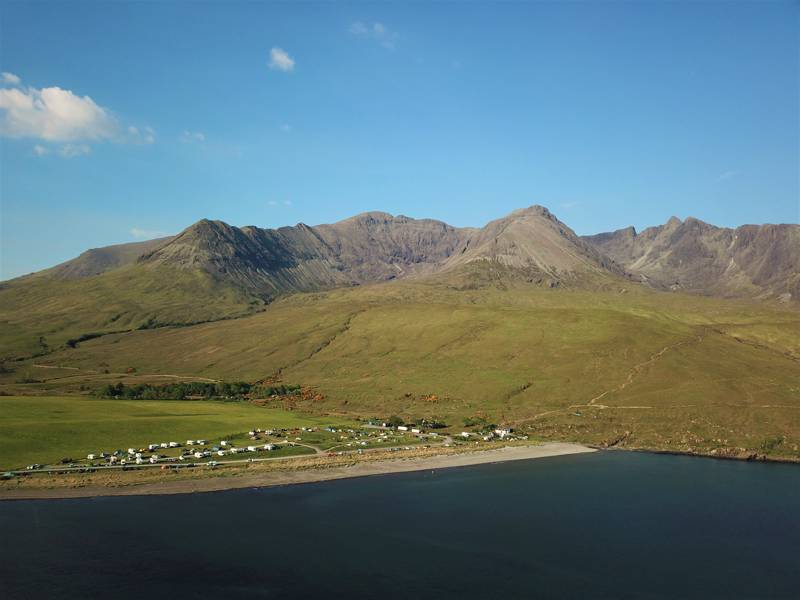 Glenbrittle Campsite & Cafe Glenbrittle, Carbost, Isle of Skye IV47 8TA