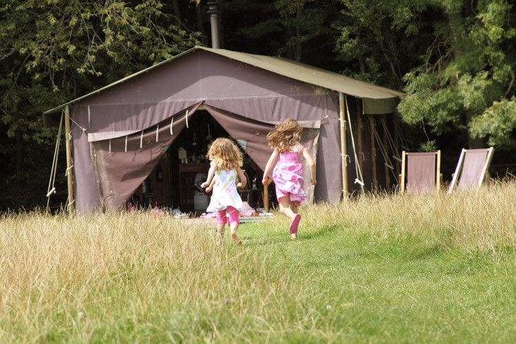 Feather Down Farm campsites